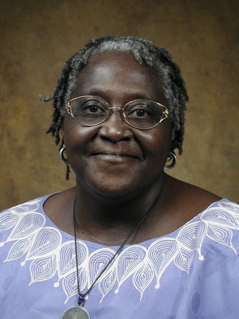 Rev. Brenda H. Tapia, Former Associate Chaplain and Founding Director of the Love of Learning Program
